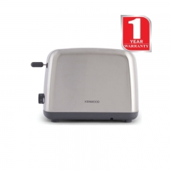 KENWOOD 2-Slice Brush Toaster (TTM 440) - Stainless Steel Silver