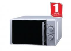 Von Hotpoint Solo Microwave Oven (HMS-201MW)- 20L-White White, 20 Litres, 700Watts