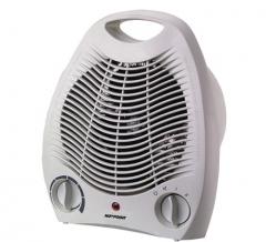 Hotpoint HFH201UL 2KW V/Fan Heater white