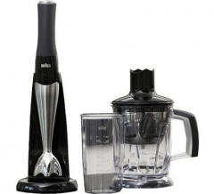 Braun MR740CC Multi quick 7 CORDLESS Handblender BLACK