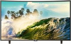 "VON L49T100CA - 49"" - Smart Curved Full HD LED TV - Black 49 inch"