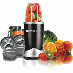 NutriBullet NBR - 1212K -12 Piece Set -Black black