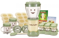 Baby Bullet BBR - 2212M - 22 Piece Set - Green