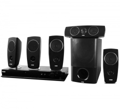 VON VEH400SAP Home Theatre 400W RMS, Satellite Speakers, Bluetooth ONE YEAR WARRANTY. black
