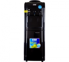 Von HWDV2210B Water Dispenser Compressor Cooling, With Cabinet, Free Standing - Black