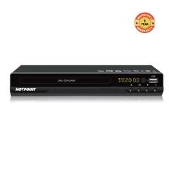 H104 - AC/DC Compact DVD Player dvd player
