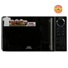 HMG-231DS Microwave Grill - 23L silver 23ltrs .6 power levels