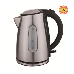 Von Hotpoint HK317DS/VSKL17PDX 1.7L Upright Cordless Electric Kettle Stainless Steel