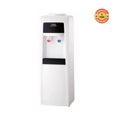 HWDZ2110W - Hot & Cold Electronic Cooling Water Dispenser - with Cabinet