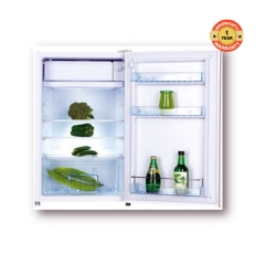 HRD-092S/VARM-09DKS - Mini Refrigerator - 5Cu.Ft - 92 Litres Dark Silver 92 litres