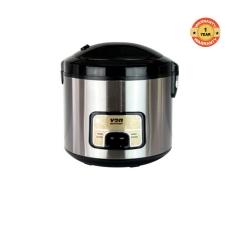 Von Hotpoint HR1831GS/VSRM18BGX Rice Cooker Silver 1.8L - 700watts Silver