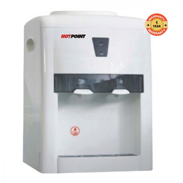 HWDC10W/VADC1001W Table Top Water Dispenser - White (Normal)