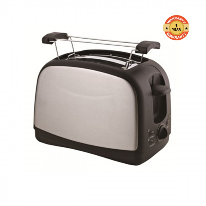 HT222DS - Two-Slice Toaster Black