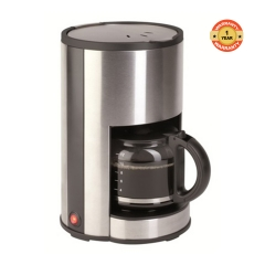 HC112DS 12-Cup Coffee Maker Stainless Steel 12Cups