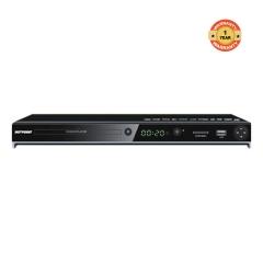 H808/VEV808DAD - DVD Player - AC/DC black