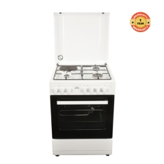 HPC7312NEW - 3 Gas + 1 Electric Cooker