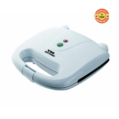 HS2YGW - Two Slice Sandwich Maker white