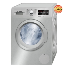 WAT2846XZA - Front Load Washing Machine - 8kg silver 8/6kg