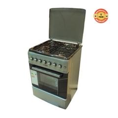 F6N40G2/F6S40G2/VAC6F440UX - 4 Gas Cooker - 60cm x 60cm - Silver