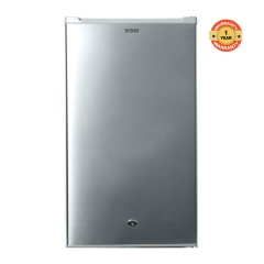 HRD-101S Mini Fridge - 92 Liters silver, 93 litres