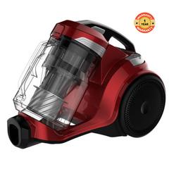 VAV 30CDMR Vacuum Cleaner Bagless, 3L red 1.3l