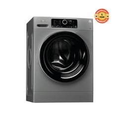 FSCR80214 - Front Load Washing Machine - 8KG  + Free 2KG Ariel Detergent & 1L Downy Softener silver 8/6kg