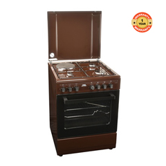 HPC7312 NEK - Free Standing 3 Gas + 1 Electric Cooker