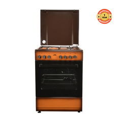HPC7312 NED - Free Standing - 3 Gas + 1 Electric Cooker