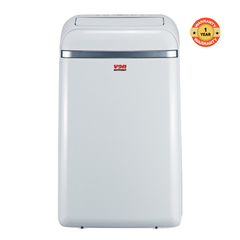 HSPTB C1241W - Portable Air Conditioner (R410) white 93 litres