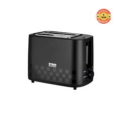 Von HT232DK/VSTP02MDK 2 Slice Toaster black