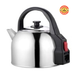 Von Hotpoint HKT50CS/VSKT50BYX 5.0 Litre Traditional Kettle stainless steel