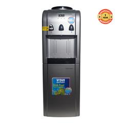Von HWDV2220S Water Dispenser, Compressor Cooling, With Fridge, Free Standing