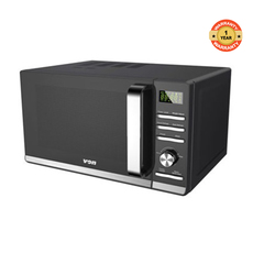 VON VAMS-20DGK Microwave Oven, Solo, 20L, Digital black 20ltrs .6 power levels