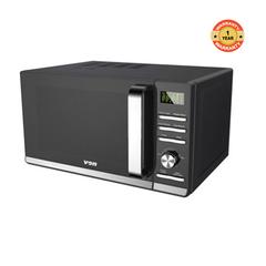 Von VAMG-30DGK Microwave Oven Grill, 30L, Mirror, Digital black 20ltrs .6 power levels