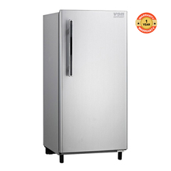 Von Hotpoint HRD-251SL/VARS-25DMS Single Door Fridge 200L silver 200litres