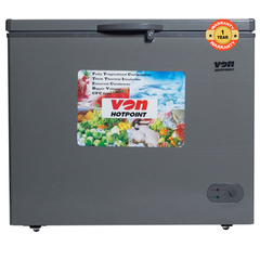 HCFH330SS/VAFC33DUS Showcase Freezer, 260L - Grey grey 250l
