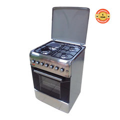 Von Hotpoint TF.6131/F6T31G2/F6S31E2 3 Gas + 1 Electric Cooker