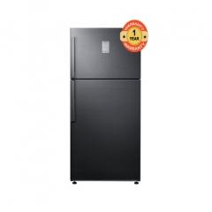 Samsung RT60K6341BS Fridge, Top Mount Freezer, 460L, Twin Cool black 460 litres