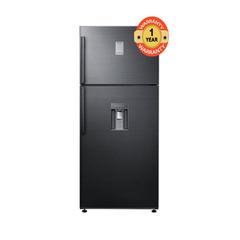 Samsung RT67K6541BS Fridge, Top Mount Freezer, 530L, Twin Cool black 530 litres