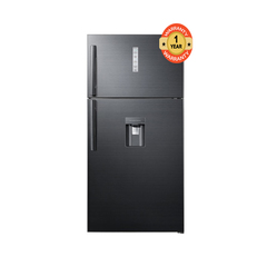 Samsung RT85K7111BS Fridge, Top Mount Freezer, 620L, Twin Cool black 620 litres