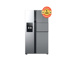 Samsung RS51K56H02A Refrigerator Side by Side 511 black 511 litres