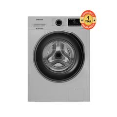 Samsung WW80J5260GS/NQ Front Load Washing Machine Silver, 8 Kg Capacity