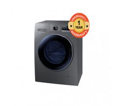 Samsung WD12F9C9U4X/NQ Digital Inverter Motor Front Load Washing Machine Washer/Dryer silver 12/8 Kg