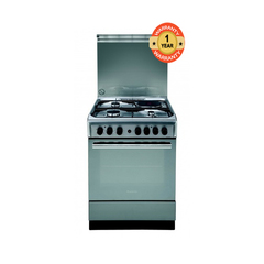 Ariston CX61SN1(X)(EX S)/A6MSH2F (X) 3 Gas + 1 Electric Cooker Stainless steel