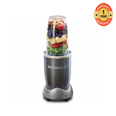 Nutri Bullet NBR-0812M  8-Piece Set grey