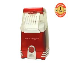 Nostalgia SP240RR Stir Popcorn Popper - Retro Red red