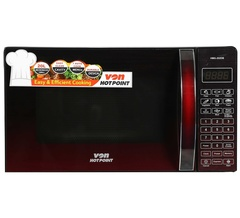 Von Digital Microwave MWO HMS-202DB/VAMS-20DGB 20L SOLO BLACK black 20l 7 power levels
