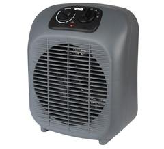 Von VSHK20FY Fan Heater - Grey Grey one size