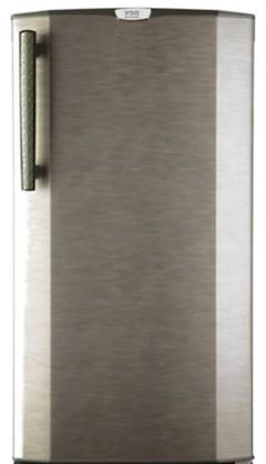 Von Hotpoint VARS-24DGS Single Door Fridge 185L - Silver Silver 1180 x 580 x 62cm