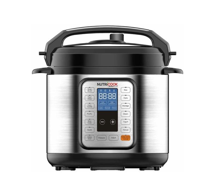 Nutricook Pressure Cooker NC-PRO6 in Kenya Smart Pot 9 In 1 Pressure Cooker